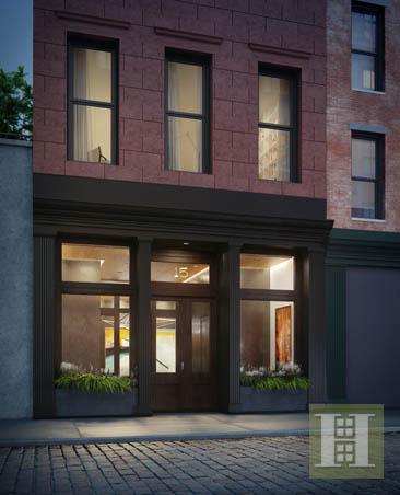 15 HUBERT STREET 2C, Tribeca, $3,175,000, Web #: 12350769