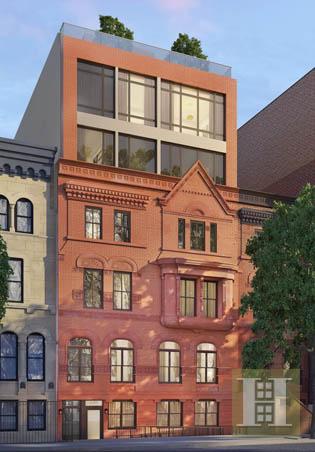 320 WEST 115TH STREET 4, Harlem, $2,625,000, Web #: 12745311