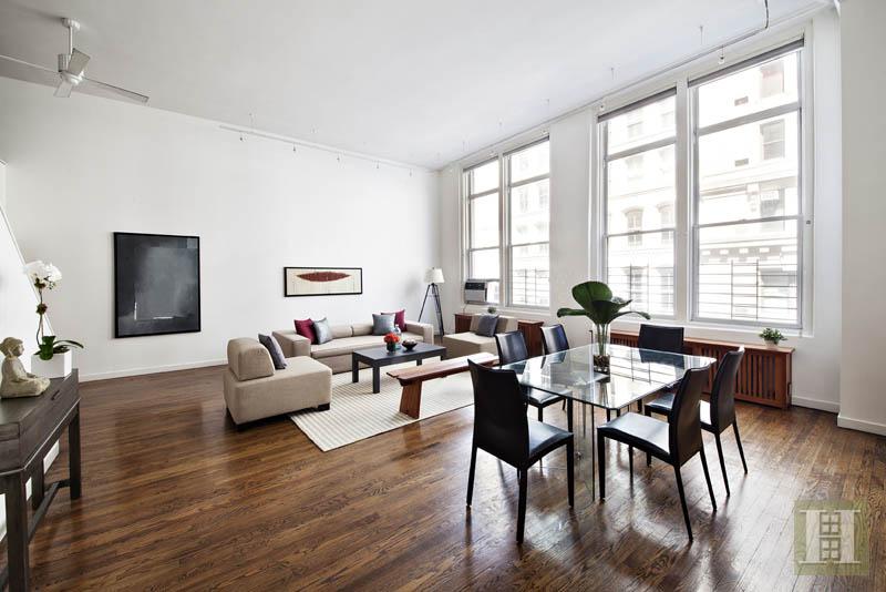 258 BROADWAY 2D, Tribeca, $1,995,000, Web #: 13170816