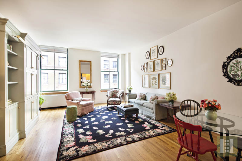 53 NORTH MOORE STREET 3B, Tribeca, $2,585,000, Web #: 13279910