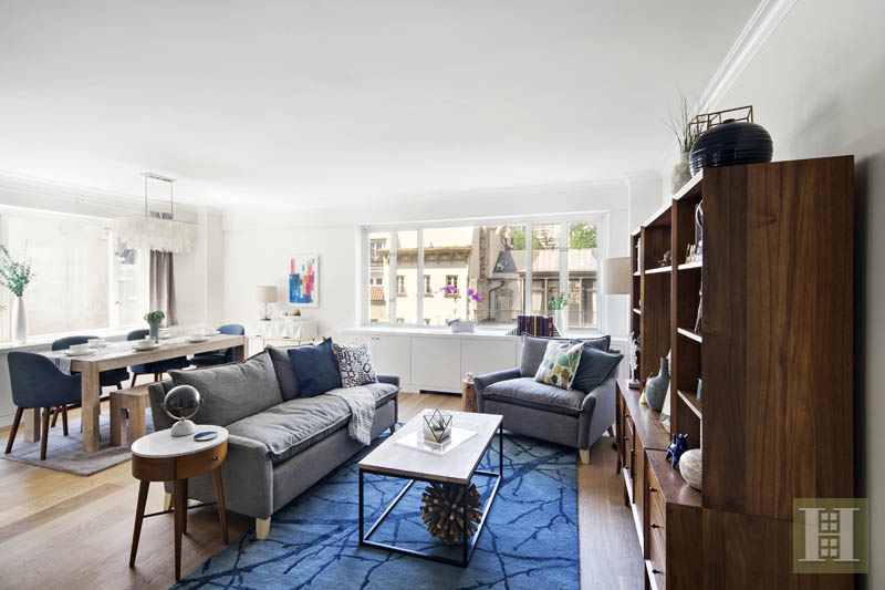 166 EAST 63RD STREET 11G, Upper East Side, $2,215,000, Web #: 13637152