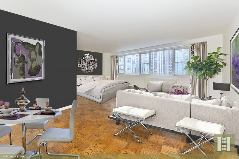 165 WEST 66TH STREET 8S, Upper West Side, $579,000, Web #: 14285751