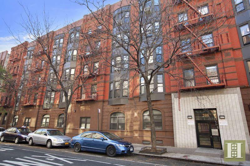 208 WEST 119TH STREET 2F, Harlem, $259,000, Web #: 14396185