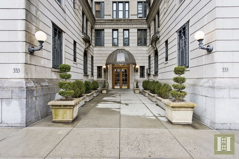 333 CENTRAL PARK WEST 25, Upper West Side, $1,595,000, Web #: 14516977