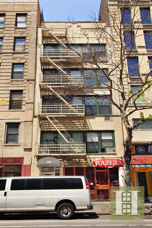 107 AVENUE A 4F, East Village, $999,000, Web #: 14740392