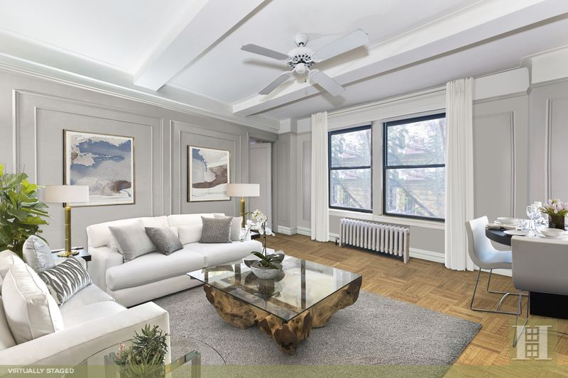 107 WEST 86TH STREET 6D, Upper West Side, $695,000, Web #: 14974106