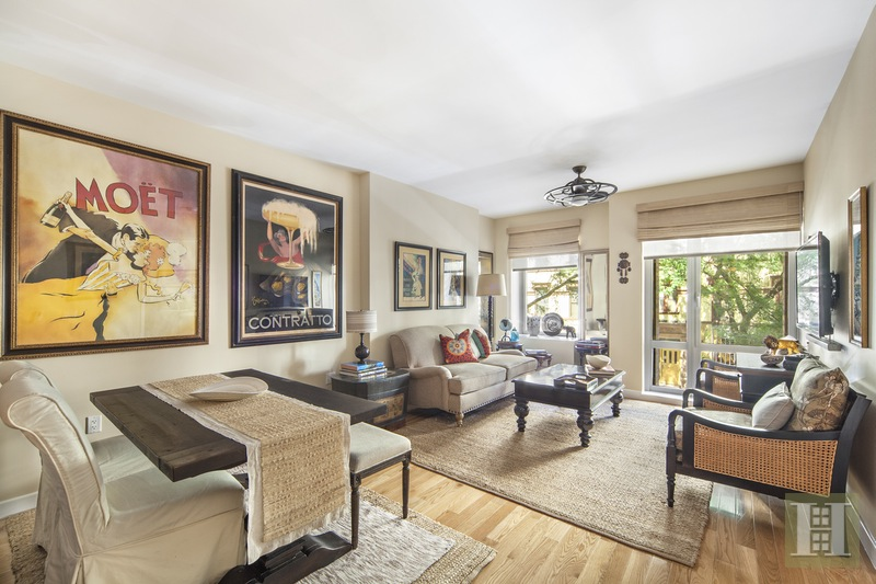 454 WEST 54TH STREET 2E, Midtown West, $1,350,000, Web #: 15306686