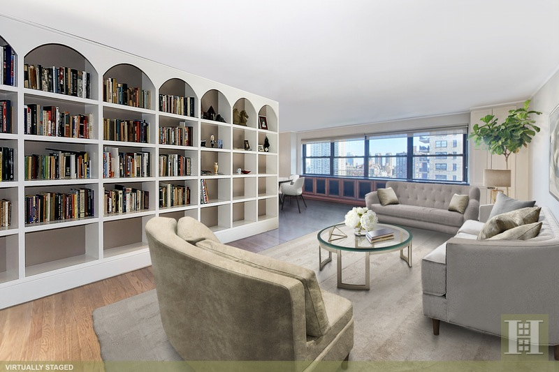 185 WEST END AVENUE 28F, Upper West Side, $1,450,000, Web #: 15409197