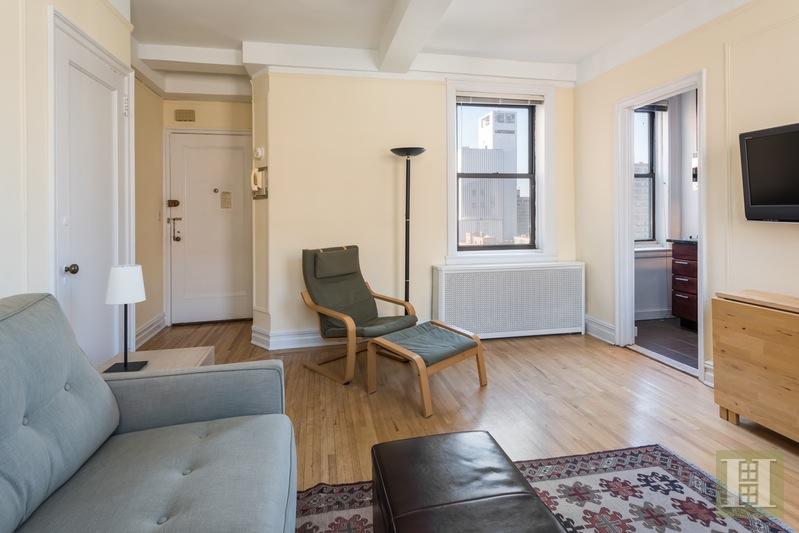 457 WEST 57TH STREET 1715, Midtown West, $375,000, Web #: 15603288