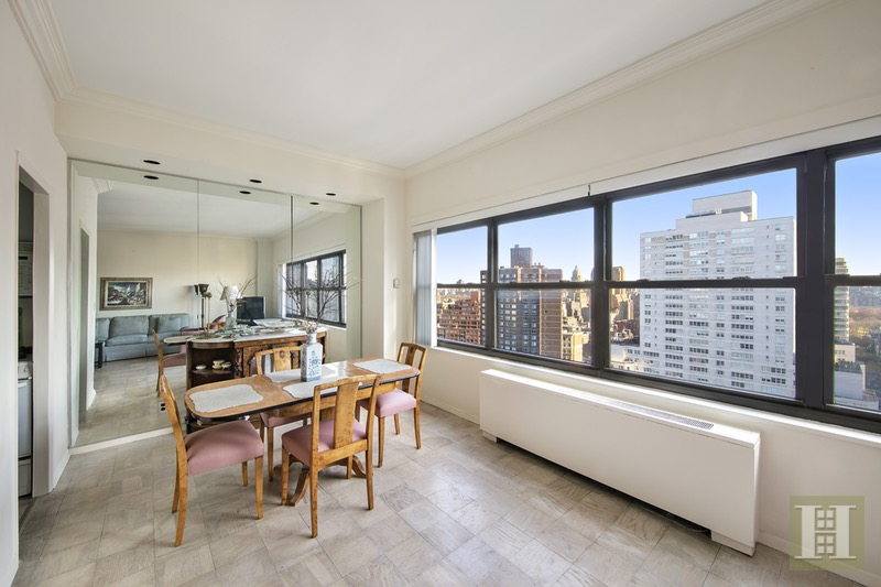 170 WEST END AVENUE 30B, Upper West Side, $849,000, Web #: 15701517