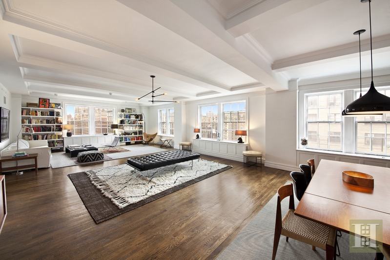 617 WEST END AVENUE 12FLOOR, Upper West Side, $4,495,000, Web #: 15833686