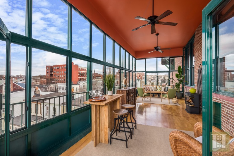 126 WEBSTER AVENUE 3E, Jersey City, $750,000, Web #: 16291067