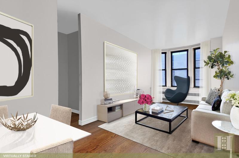 GARDEN COURT - 209 WEST 118TH STREET, Central Harlem, $265,000, Web #: 16444258
