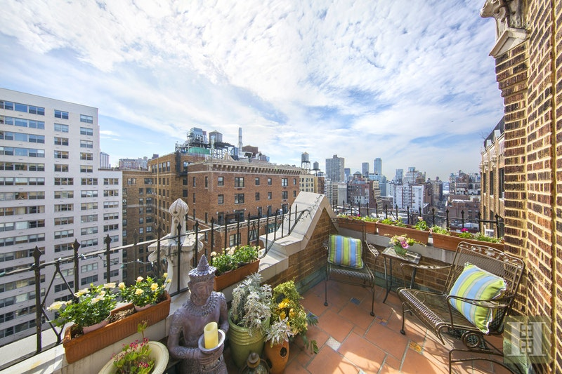 23 WEST 73RD STREET PH1505, Upper West Side, $1,279,000, Web #: 16472640