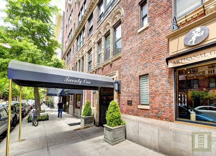 21 EAST 10TH STREET, Greenwich Village, $1,300,000, Web #: 16677216