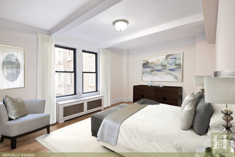 327 CENTRAL PARK WEST 6E, Upper West Side, $950,000, Web #: 16914663