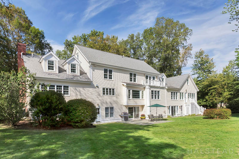 10 SNOWBERRY LANE, New Canaan, $1,950,000, Web #: 170011732