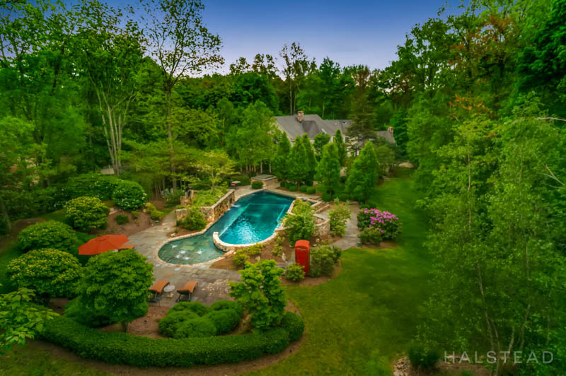 95 INDIAN WATERS DRIVE, New Canaan, $2,495,000, Web #: 170150519