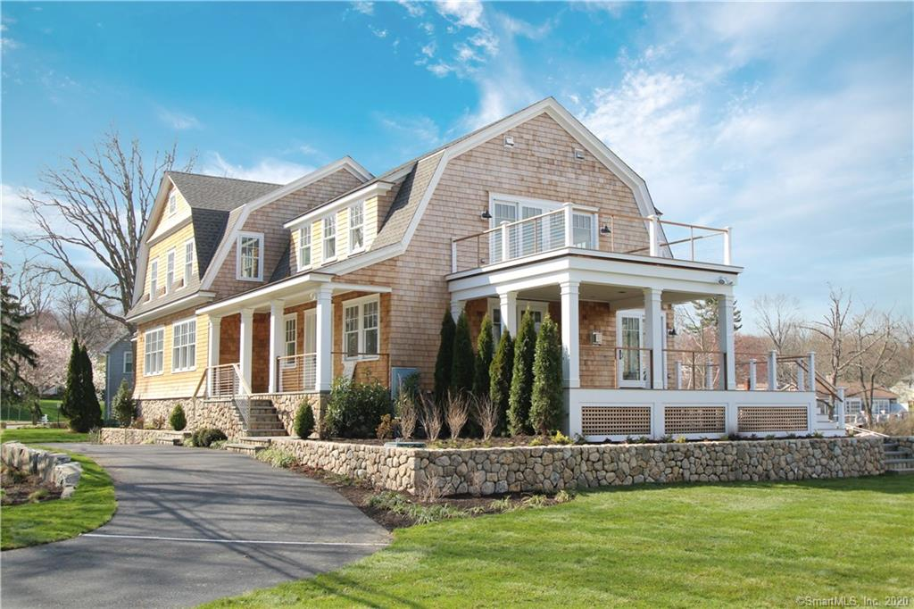 47 FIVE MILE RIVER ROAD, Darien, $3,900,000, Web #: 170250338