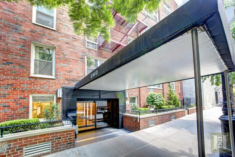 13 WEST 13TH STREET 7BS, Greenwich Village, $1,295,000, Web #: 17034667