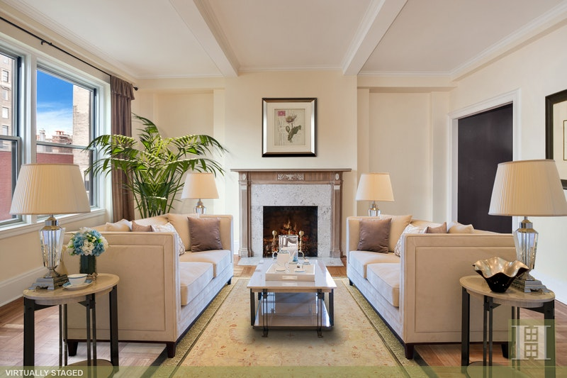 4 EAST 95TH STREET 8C, Upper East Side, $1,950,000, Web #: 17231386