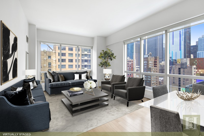 350 west 42nd street 18f midtown west nyc 10036 1095000 property