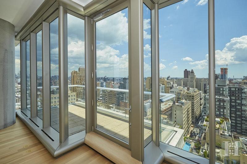 56 LEONARD STREET 23AEAST, Tribeca, $6,695,000, Web #: 17257139