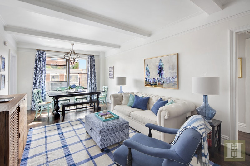 545 WEST END AVENUE 15B, Upper West Side, $1,380,000, Web #: 17553827