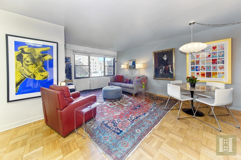 166 EAST 61ST STREET 8E, Upper East Side, $749,000, Web #: 17660349