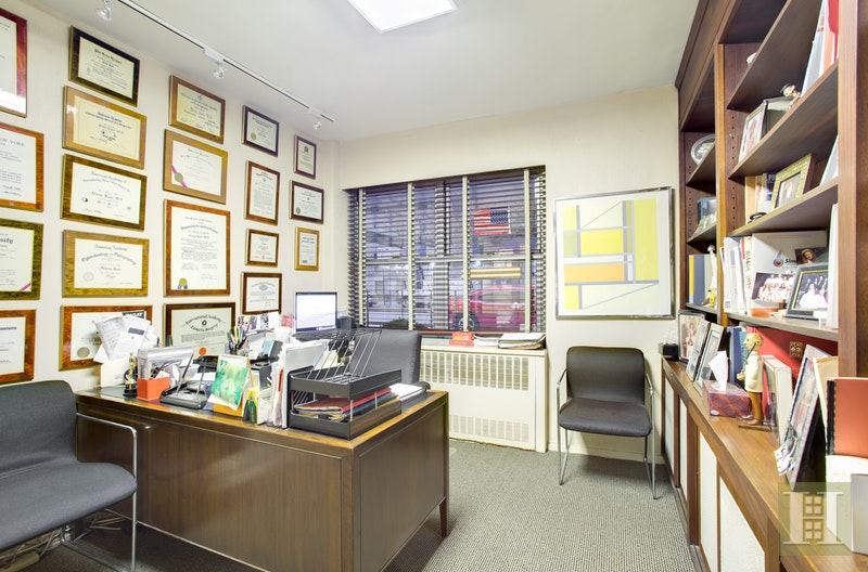 45 EAST 72ND STREET 1A, Upper East Side, $1,395,000, Web #: 17734531