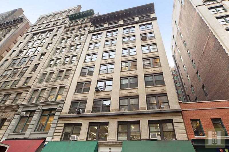 12 WEST 18TH STREET, Flatiron, $8,000, Web #: 17762164