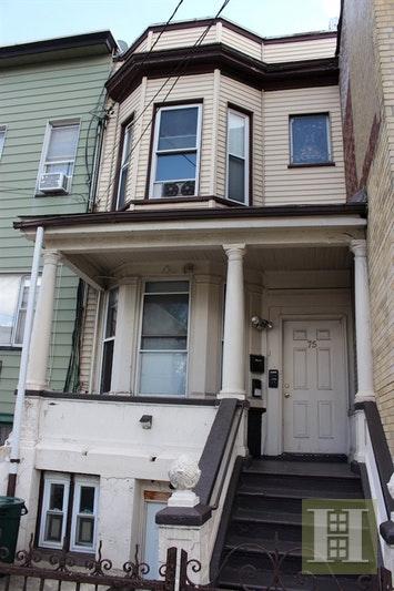 75 POPLAR STREET, Jersey City, Heights, $1,900, Web #: 17870590