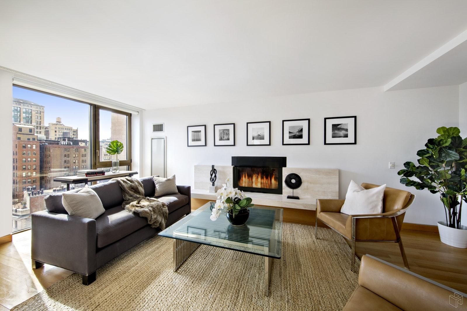 50 GRAMERCY PARK NORTH, Gramercy Park, $8,300,000, Web #: 17962295