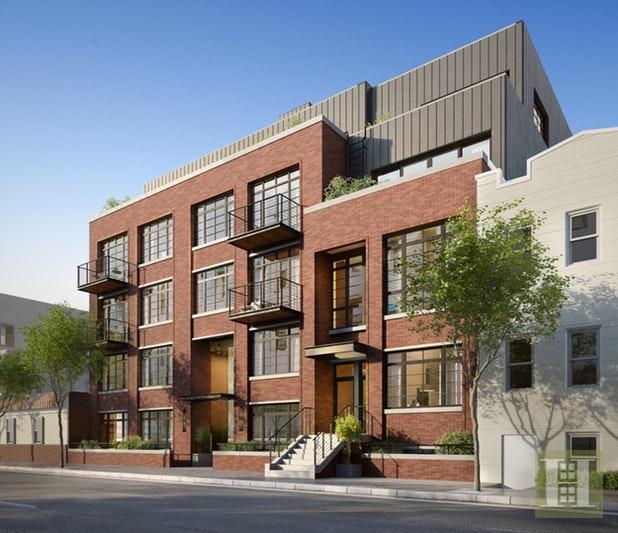 537 LORIMER STREET 201, Williamsburg, $899,000, Web #: 17982923