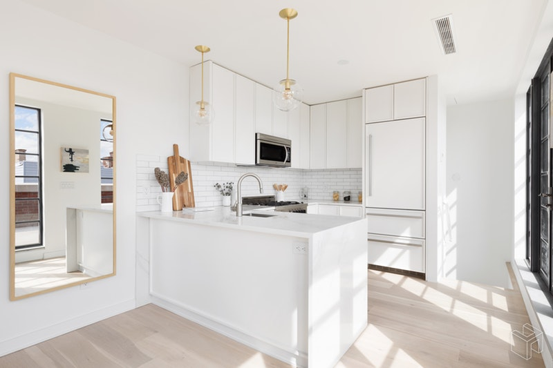 537 LORIMER STREET PHSOUTH, Williamsburg, $1,750,000, Web #: 17983054