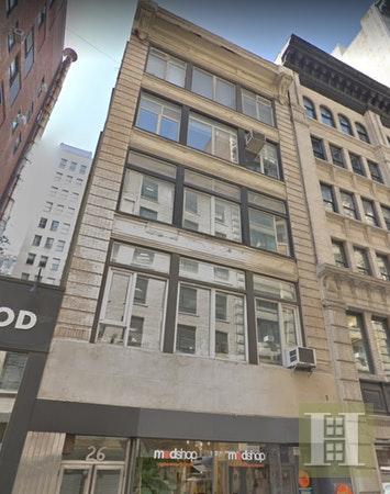 26 WEST 20TH STREET 2FLR, Flatiron, $2,300,000, Web #: 17992576