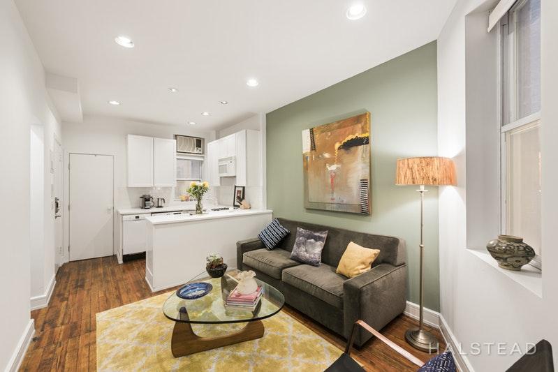 214 WEST 16TH STREET 2W, Chelsea, $695,000, Web #: 18042408