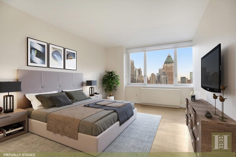 322 WEST 57TH STREET 49N, Midtown West, $1,550,000, Web #: 18054562