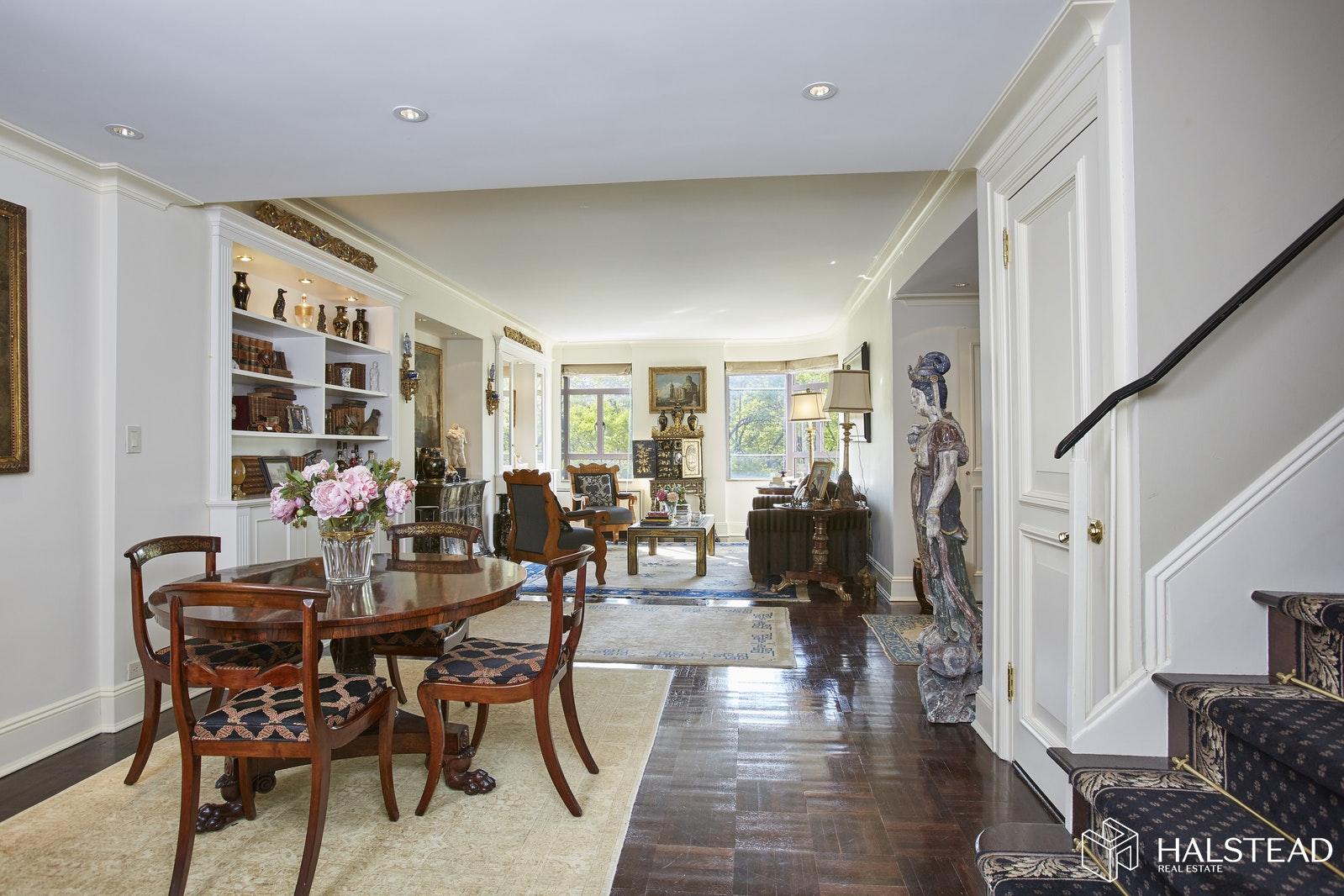 870 FIFTH AVENUE 8/9C, Upper East Side, $2,095,000, Web #: 18058955