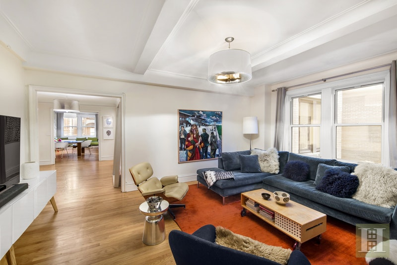 845 WEST END AVENUE 6E, Upper West Side, $3,350,000, Web #: 18088615