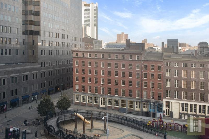 85 SOUTH STREET 8N, Lower Manhattan, $6,148, Web #: 18106822
