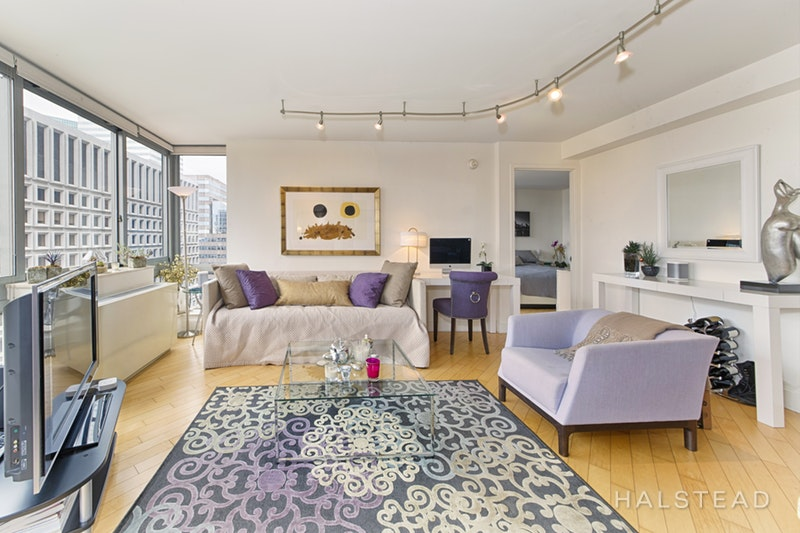 235 EAST 55TH STREET 41C, Midtown East, $1,199,000, Web #: 18134303