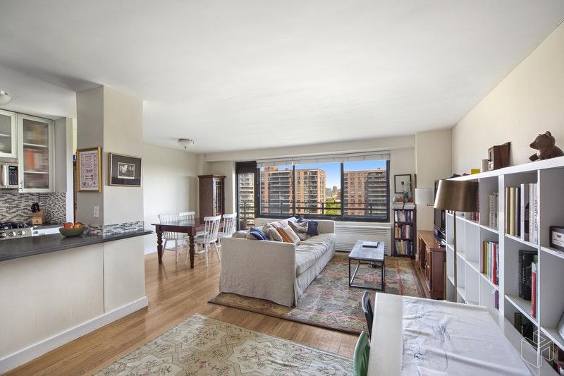 372 CENTRAL PARK WEST 15M, Upper West Side, $1,220,000, Web #: 18175514