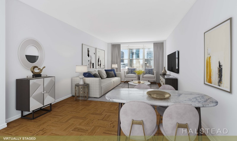 166 EAST 35TH STREET 14G, Midtown East, $685,000, Web #: 18272594