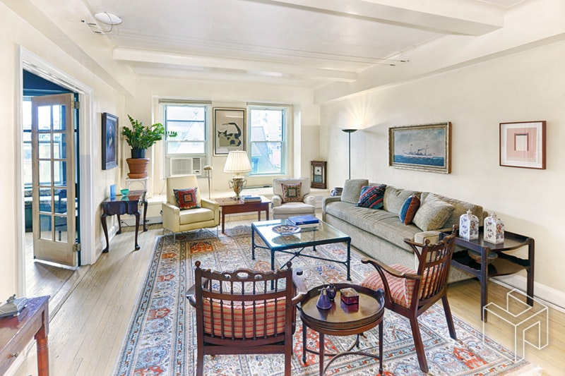 333 WEST END AVENUE 6B, Upper West Side, $2,295,000, Web #: 18365521