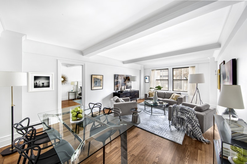 865 UNITED NATIONS PLAZA 2C, Midtown East, $930,000, Web #: 18449237