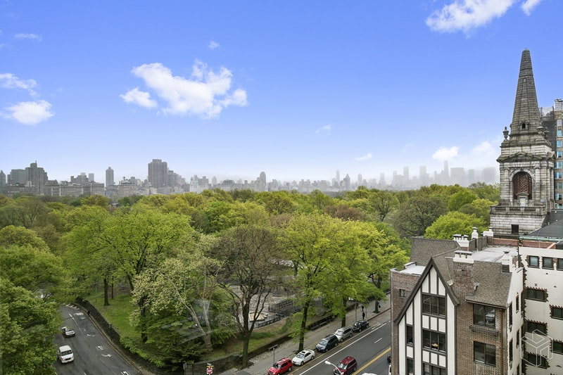 372 CENTRAL PARK WEST 11E, Upper West Side, $2,900, Web #: 18555749