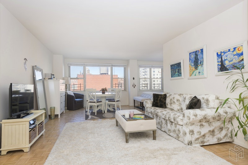 444 EAST 75TH STREET 14B, Upper East Side, $2,700, Web #: 18672569