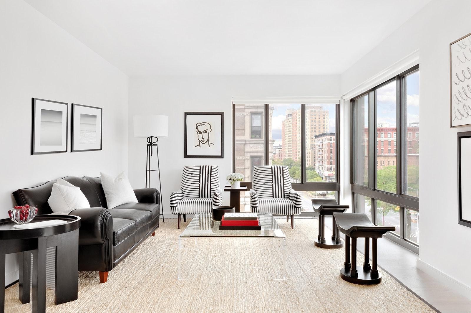 2351 ADAM CLAYTON POWELL 309, Harlem, $1,135,000, Web #: 18677937