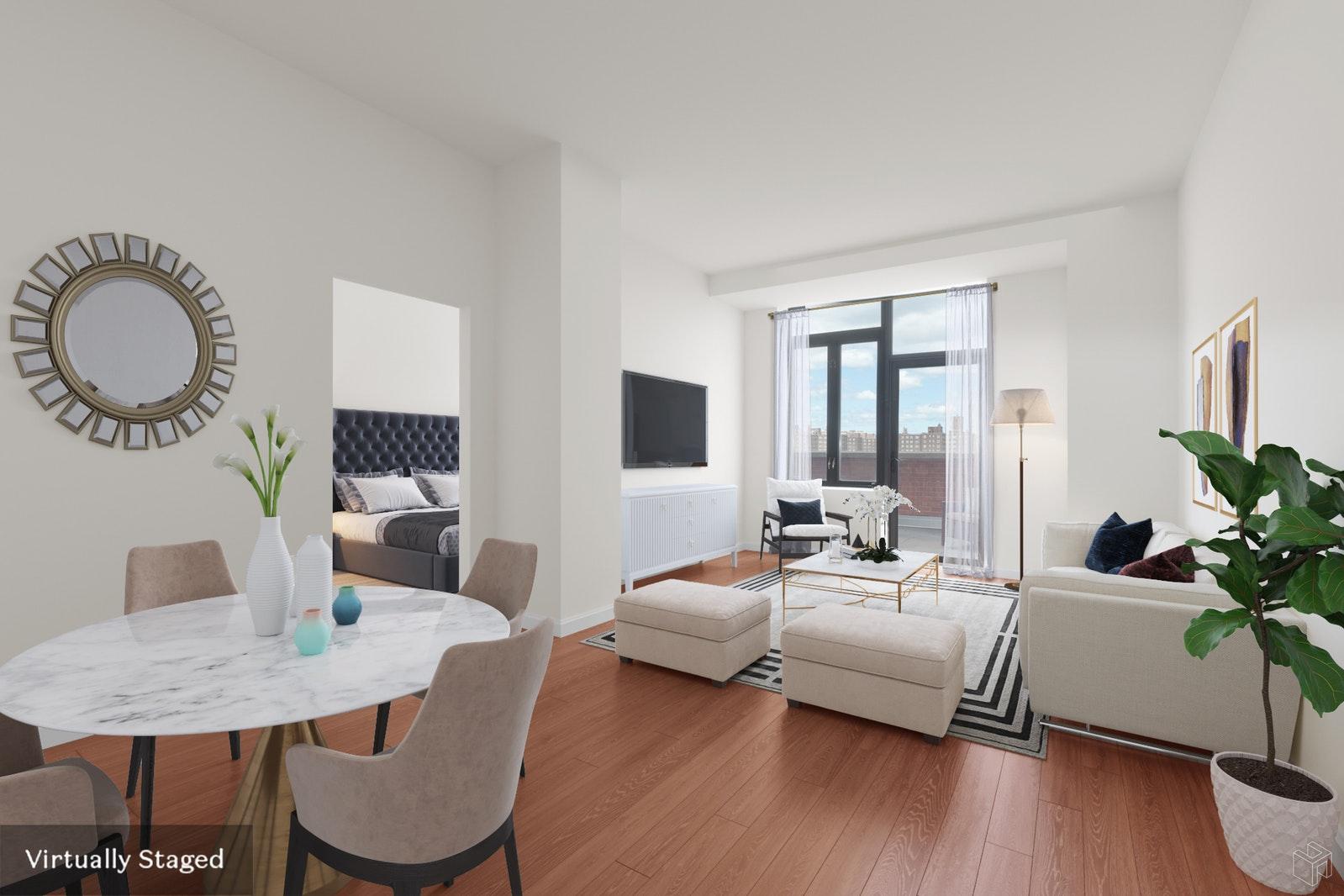380 LENOX AVENUE 10E, Central Harlem, $1,375,000, Web #: 18712451